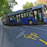 Valóban biciklisbaráttá tették a Thököly-Hungária sarkot