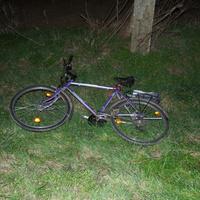 Elesett egy kerékpáros, a rendőrség vizsgálódik
