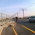 Az úttestet választják a biciklisek is a Margit hídon