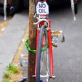 Biciklirendszám Rómában