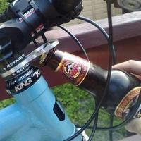 Sörös, boros: alapfelszereltség kerékpárra