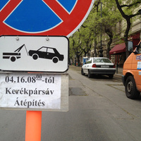 Megkezdődött az Andrássy úti halálfolyosó eltüntetése
