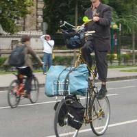 A londoni közlekedési vállalat és a Kerékagy jótanácsai a városi biciklistáknak