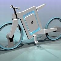 Apple-bicikli: zöld alma helyett zöld kerék