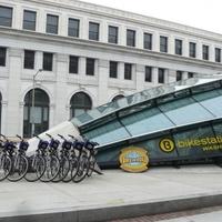 Kerékpáros tranzitcentert nyit Salt Lake City is