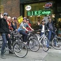 Fizetésre köteleznék a kerékpárosokat New Yorkban