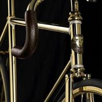 A 24 karátos kerékpár