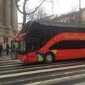 Még mindig a buszoké a kerékpársáv a Bazilikánál