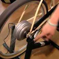 Bicikli hajtotta a Tilost