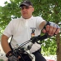 A rendőrök szeretnek biciklizni