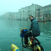 Velencét biciklivel bebarangolni