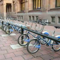 Stockholm se volt mindig biciklis Kánaán