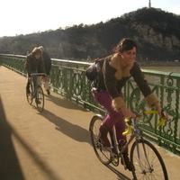 Van-e 365 magyar biciklis cicca?
