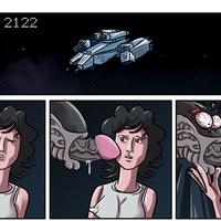 Az Alien tragédia