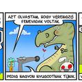 Kerekerdő ott a dinók korában