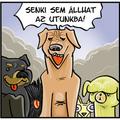 Egyszer volt Héhalmonban kutya forradalom
