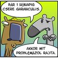 Cseregarancia