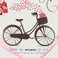 Valentin Napi Giro kerékpáros cipő Akció