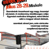 Mashers Street Jam - Miskolc, 07.28-29