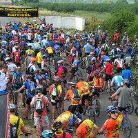 Maratoni kerékpározás a Zemplénben