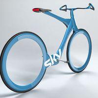 Futurisztikus, kísérleti kerékpárok és megoldások