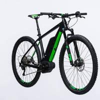 ELITE HYBRID C:62 SL elektromos kerékpár teszt