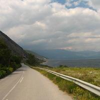 A Lago Vegoritida-tól Edessáig
