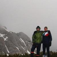 Viszlát Bobotov Kuk! - Visszafordulunk 2100 méteren
