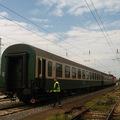 Boszniában - vonaton