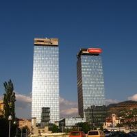 Szarajevó - Találkozás a Latin hídnál