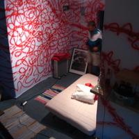 Szállásunk Athénban - A teenager room