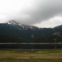 Crna Jezero - A Fekete-tó a Durmitor lábánál