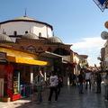 Ohrid - A turistáktól méltán zsúfolt óvárosával