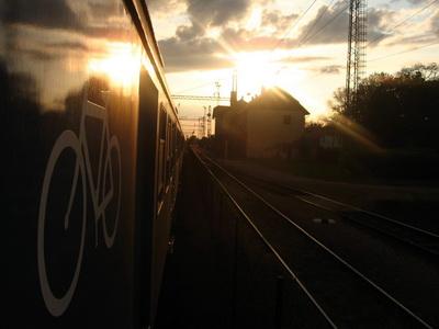 Budapest - Pécs vonattal