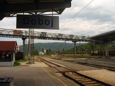 Doboj, Bosznia