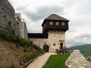 Bosznia, Doboji vár
