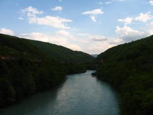Bosznia, Drina