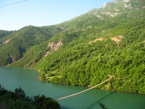 Shkopet-tó