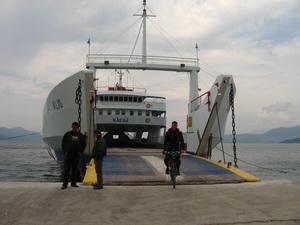 Kompozás az Evia-szigetre
