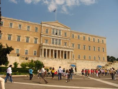 Behajtunk az athéni dzsungelbe