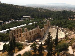 Az athéni akropolisz