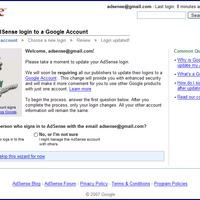AdSense - Google Accountal