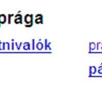 A keresés kapcsolódik: - Változások a Google találati oldalain