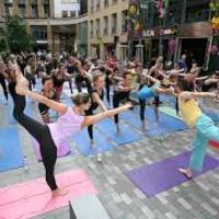 Yoga en Barcelona, clase de Ashtanga y Soham yoga