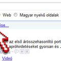 A Google keresés finomhangolása