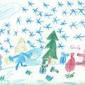 Hogyan jött el hozzánk Micimackó karácsonyra?