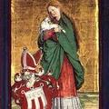 Szent Ágnes, Szent Fructuosus, Augurius és Eulogius