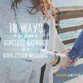 10 lépés egy reménytelen házasságból egy reményteli házasságba