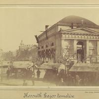 Láttál már fényképet Kossuth Lajos temetéséről?