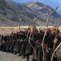 Mongol – a keleti szem